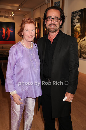 Edwina Sandys, Alexandre Gertsman<br /> photo by Rob Rich © 2010 robwayne1@aol.com 516-676-3939