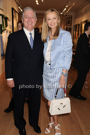 Prince Alexander of Serbia, Bonnie Pfieffer<br /> photo by Rob Rich © 2010 robwayne1@aol.com 516-676-3939