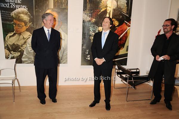 Prince Alexander of Serbia,David Hryck,  Alexandre Gertsman <br /> photo by Rob Rich © 2010 robwayne1@aol.com 516-676-3939