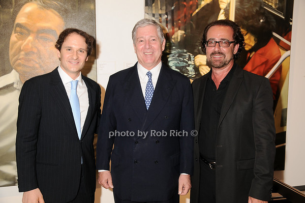 David Hryck, Prince Alexander of Serbia,   Alexandre Gertsman <br /> photo by Rob Rich © 2010 robwayne1@aol.com 516-676-3939