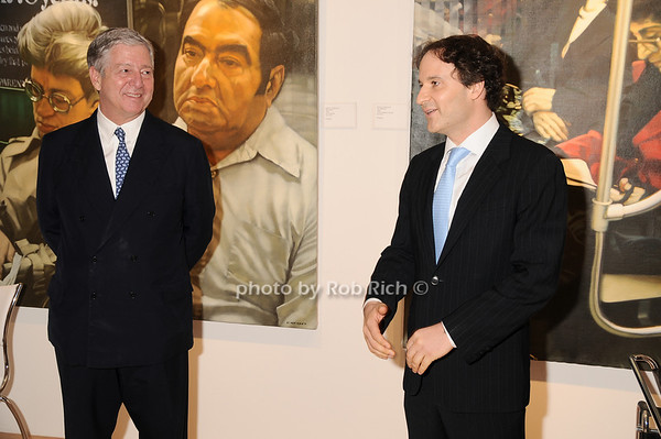 Prince Alexander of Serbia, David Hryck<br /> photo by Rob Rich © 2010 robwayne1@aol.com 516-676-3939