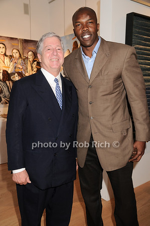 Prince Alexander of Serbia, Eric Williams<br /> photo by Rob Rich © 2010 robwayne1@aol.com 516-676-3939
