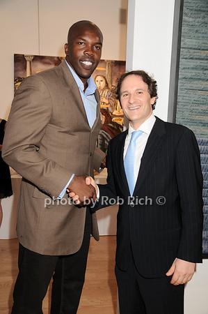Eric Williams, David Hryck<br /> photo by Rob Rich © 2010 robwayne1@aol.com 516-676-3939