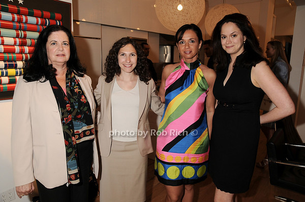 Shelia Geraghty, Diane LaRocca, Marina Makanova, Valerice Cocci <br /> photo by Rob Rich © 2010 robwayne1@aol.com 516-676-3939
