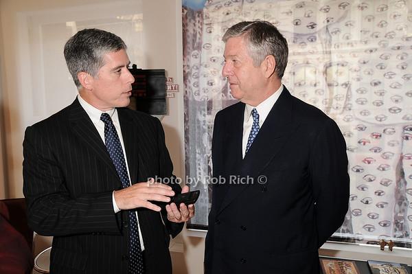 Brian Carden,Prince Alexander of Serbia<br /> photo by Rob Rich © 2010 robwayne1@aol.com 516-676-3939