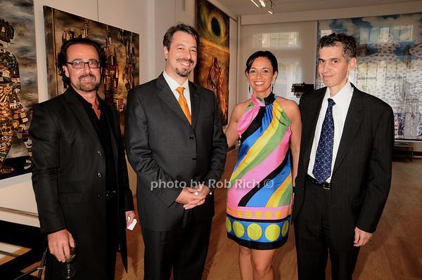 Alexandre Gertsman,David Mason, Marina Makanova , John Tsigakos <br /> photo by Rob Rich © 2010 robwayne1@aol.com 516-676-3939