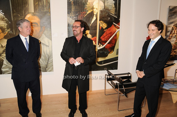 Prince Alexander of Serbia, Alexandre Gertsman, David Hryck<br /> photo by Rob Rich © 2010 robwayne1@aol.com 516-676-3939