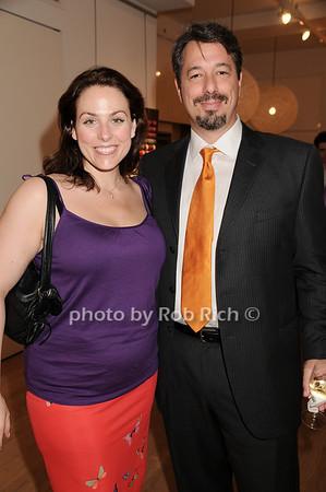 Joanna Bennett, David Mason<br /> photo by Rob Rich © 2010 robwayne1@aol.com 516-676-3939