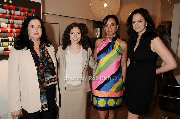 Shelia Geraghty, Diane LaRocca,Marina Makanova,  Valerice Cocci <br /> photo by Rob Rich © 2010 robwayne1@aol.com 516-676-3939