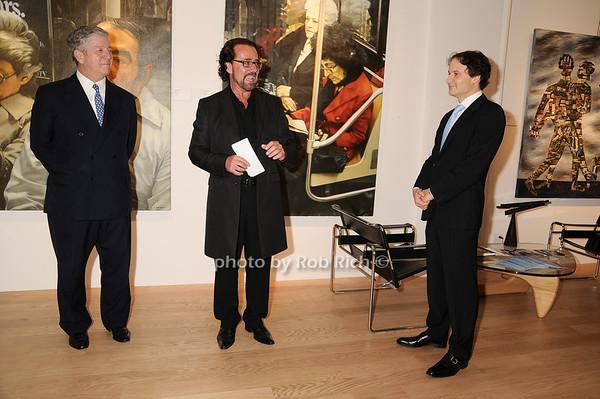 Prince Alexander of Serbia, Alexandre Gertsman, David Hryck<br /> photo by Rob Rich © 2010 robwayne1@aol.com 516-676-3939