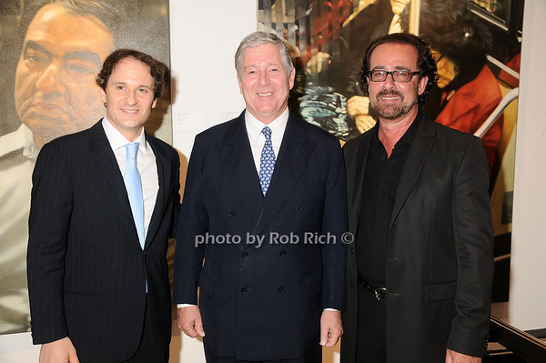 David Hryck, Prince Alexander of Serbia,   Alexandre Gertsman <br /> photo by Rob Rich © 2010 robwayne1@aol.com 516-676-3939