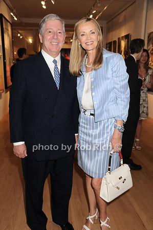 Prince Alexander of Serbia, Bonnie Pfieffer<br /> photo by Rob Rich © 2010 robwayne1@aol.com 516-676-3939