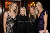 Jenny Kennedy, Julie Macklowe, Lesley Schulhof, Flo Fulton<br /> photo by Rob Rich © 2010 robwayne1@aol.com 516-676-3939
