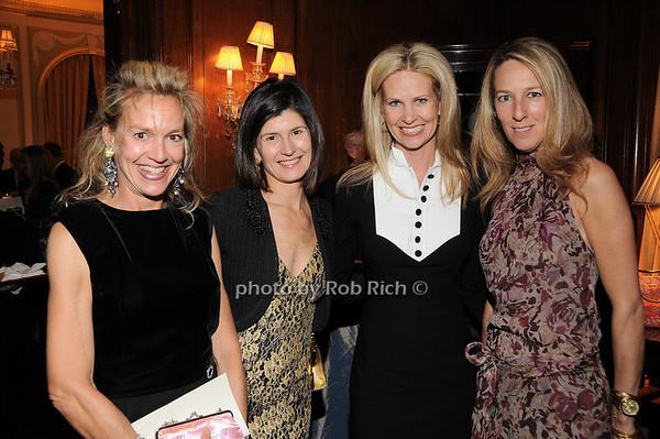 Liz Scully, Tiffany Moller, Michele Gradin, Tracy Bross<br /> photo by Rob Rich © 2010 robwayne1@aol.com 516-676-3939