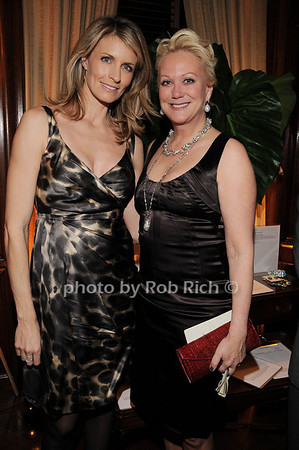 Jenny Kennedy, Nina Griscom<br /> photo by Rob Rich © 2010 robwayne1@aol.com 516-676-3939