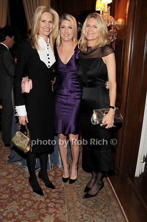 Michele Gradin, Flo Fulton, Krista Krieger<br /> photo by Rob Rich © 2010 robwayne1@aol.com 516-676-3939