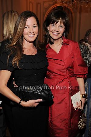 Sue  Devitt, Frances Schultz<br /> photo by Rob Rich © 2010 robwayne1@aol.com 516-676-3939
