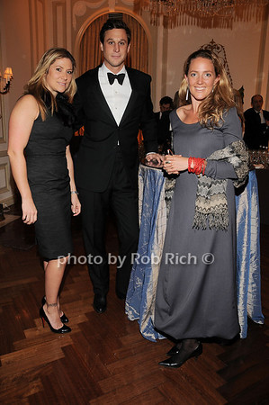 Dominique Punnett, Christoper Breck, Sveva Gallmann<br /> photo by Rob Rich © 2010 robwayne1@aol.com 516-676-3939