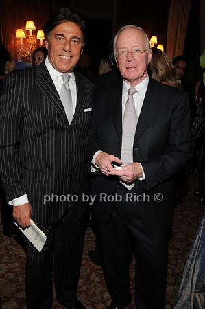 Arnie Rosenshein, Peter Findlay<br /> photo by Rob Rich © 2010 robwayne1@aol.com 516-676-3939