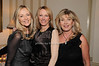Bonnie Pfeifer Evans, Patty Findlay, Paola Rosenshein<br /> photo by Rob Rich © 2010 robwayne1@aol.com 516-676-3939