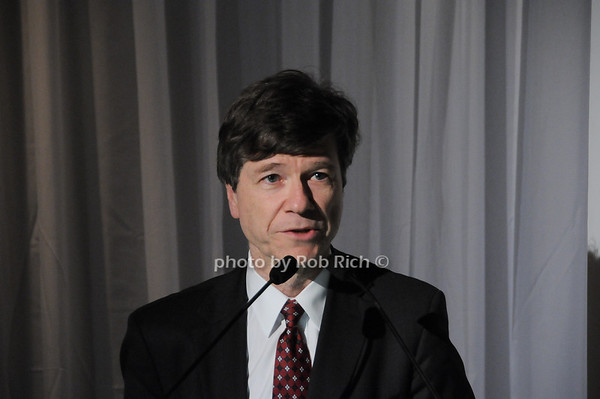 Jeffrey D.Sachs<br /> photo by Rob Rich © 2010 robwayne1@aol.com 516-676-3939