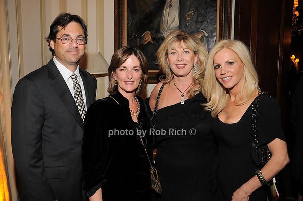 Bart Mendel,  Susan Garner, Paola Rosenshein, Nancy Pearson<br /> photo by Rob Rich © 2010 robwayne1@aol.com 516-676-3939