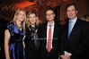 Mollie Schade, Melissa Black, Conrad Black, Chris Schade<br /> photo by Rob Rich © 2010 robwayne1@aol.com 516-676-3939