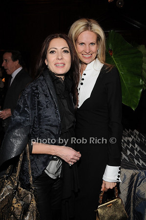 Catherine Malandrino, Michele Gradin<br /> photo by Rob Rich © 2010 robwayne1@aol.com 516-676-3939