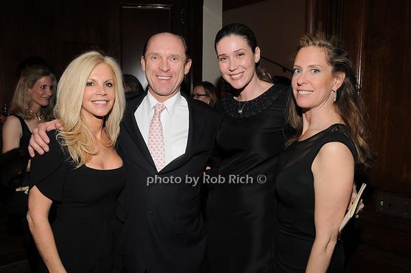 Nancy Pearson, Karl Bismark, Natalie Bismark, Simone Levinson<br /> photo by Rob Rich © 2010 robwayne1@aol.com 516-676-3939