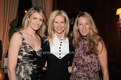 Jenny Kennedy, Michele Gradin, Tracy Bross photo by Rob Rich © 2010 robwayne1@aol.com 516-676-3939