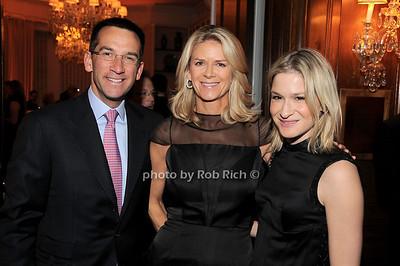 David Price, Krista Krieger, Julie Macklowe photo by Rob Rich © 2010 robwayne1@aol.com 516-676-3939