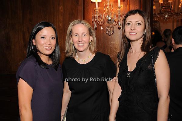 Catherine Swahn, Allson Pappas, Yesin Philip<br /> photo by Rob Rich © 2010 robwayne1@aol.com 516-676-3939