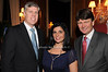 Scott Gilly, Megan Gilly, Fred Gradin<br /> photo by Rob Rich © 2010 robwayne1@aol.com 516-676-3939