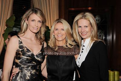 Jenny Kennedy, Krista Krieger, Michele Gradin photo by Rob Rich © 2010 robwayne1@aol.com 516-676-3939