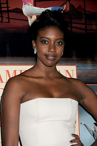 Condola Rashad American Ballet Theatre Opening Night Fall New York City Center Gala Arrivals New York City, USA- 10-16-12 all photo by Rob Rich © 2012 robwayne1@aol.com 516-676-3939
