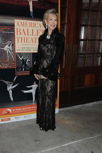 Anka Palitz American Ballet Theatre Opening Night Fall New York City Center Gala Arrivals New York City, USA- 10-16-12 all photo by Rob Rich © 2012 robwayne1@aol.com 516-676-3939