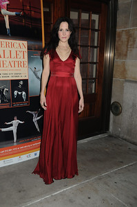 Mary Louise Parker American Ballet Theatre Opening Night Fall New York City Center Gala Arrivals New York City, USA- 10-16-12 all photo by Rob Rich © 2012 robwayne1@aol.com 516-676-3939
