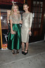 Kate Foley and Kyleigh Kuhn<br /> American Ballet Theatre Opening Night Fall New York City Center Gala<br /> Arrivals<br /> New York City, USA- 10-16-12<br /> all photo by Rob Rich © 2012 robwayne1@aol.com 516-676-3939