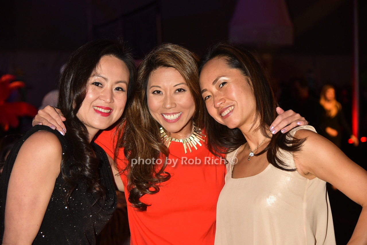 Grace Shin, Linda Cho, Hye Heo 