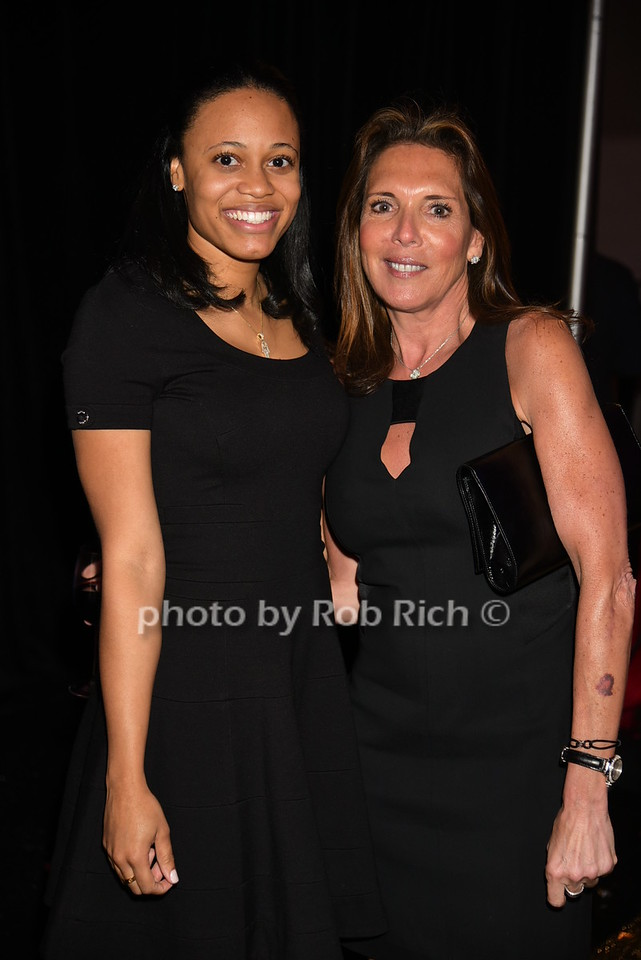 Loni Burton, Robin Tiffen 