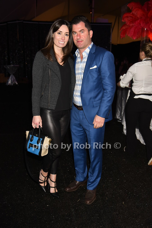 Nicole Petris, Peter Petrakis