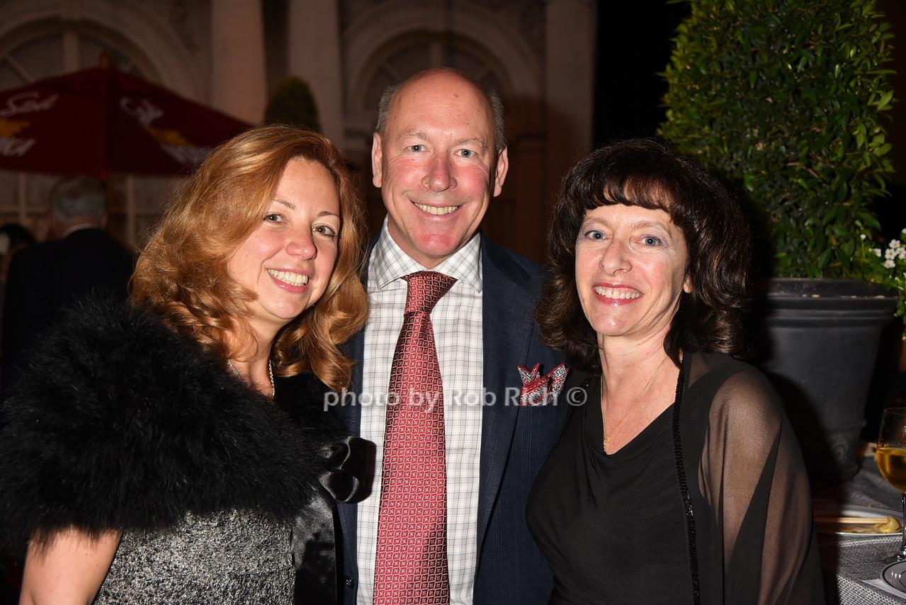 Sandy Krasnoff, Donna Chisolm, Eric Krasnoff photo by Rob Rich/SocietyAllure.com © 2016 robwayne1@aol.com 516-676-3939