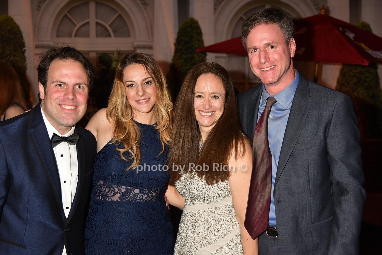 Rick Eberle, Jennifer Eberle, Caroline Sorokoff (Gold Coast International Film Festival), Peter Sternphoto by Rob Rich/SocietyAllure.com © 2016 robwayne1@aol.com 516-676-3939