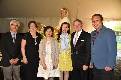 Minsum Kim (yellow dress), guests photo by Rob Rich/SocietyAllure.com © 2016 robwayne1@aol.com 516-676-3939
