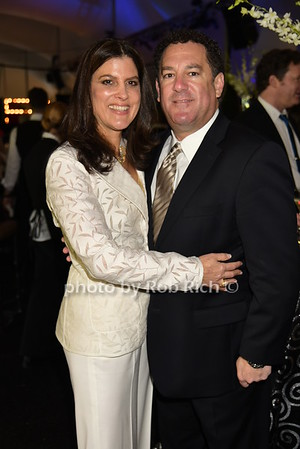 Cherie Serota, Daniel Serota (hosts) photo by Rob Rich/SocietyAllure.com © 2016 robwayne1@aol.com 516-676-3939