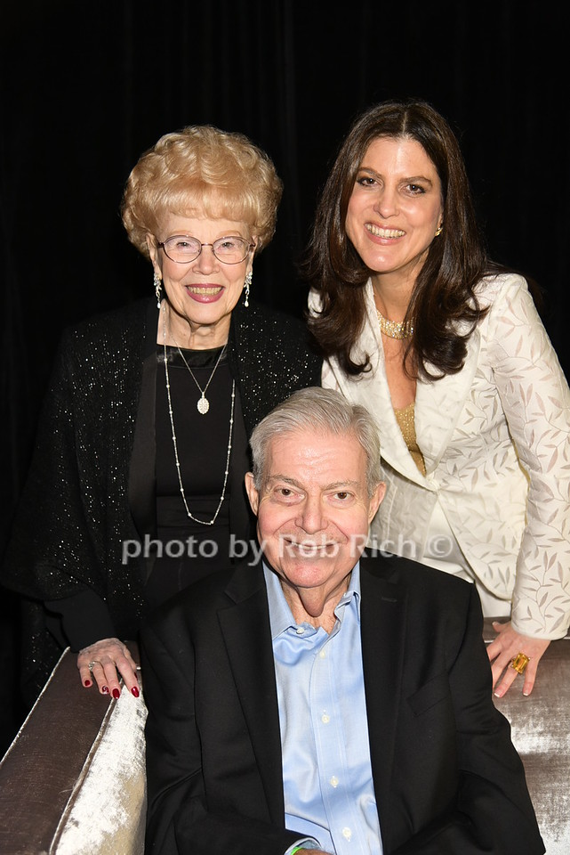 Art Segal, Josephine Cohen, Cherie Serota