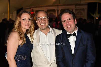 Jessica Eberle, Richard Blau, Rick Eberle photo by Rob Rich/SocietyAllure.com © 2016 robwayne1@aol.com 516-676-3939