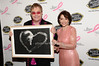 Elton John, Evelyn Lauder<br /> photo by Rob Rich © 2010 robwayne1@aol.com 516-676-3939