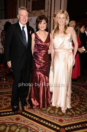 Dan Lufkin, Myra Biblowit, Cynthia Lufkin<br /> photo by Rob Rich © 2010 robwayne1@aol.com 516-676-3939