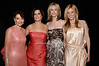 Evelyn Lauder, Marcia Gay Harden, Jeanne Siegel, Cynthia Lufkin<br /> photo by Rob Rich © 2010 robwayne1@aol.com 516-676-3939